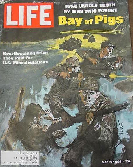 The CIA and the Bay of Pigs Invasion » __________Caryn's US ...